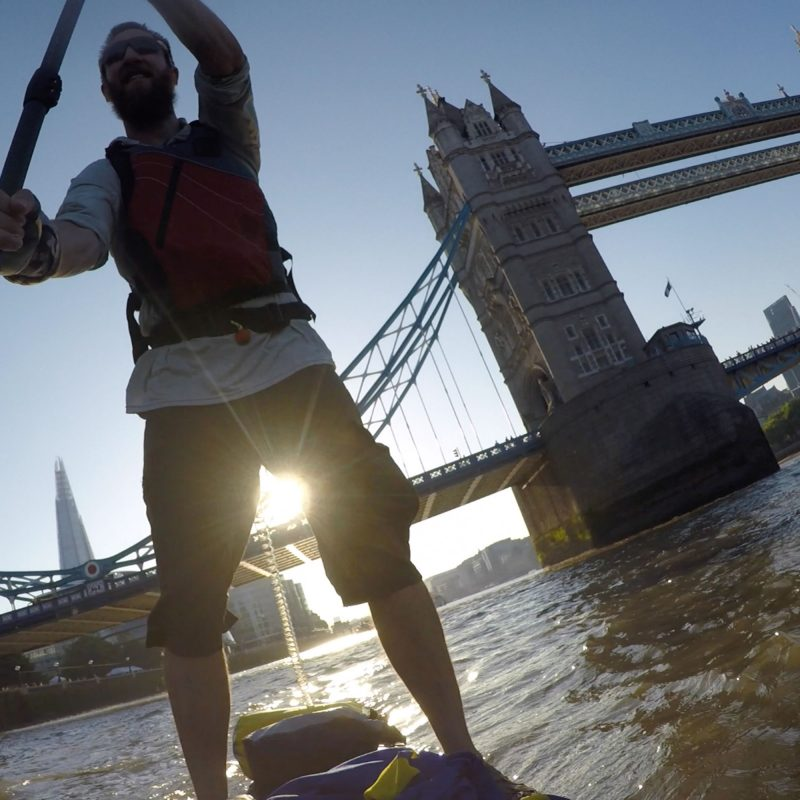 Adventurer and Endurance Athlete: Mark Hines 3