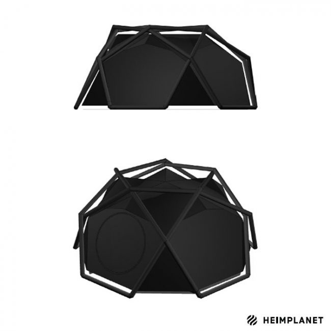 SOLD OUT - HEIMPLANET X UNCRATE CAVE TENT 19