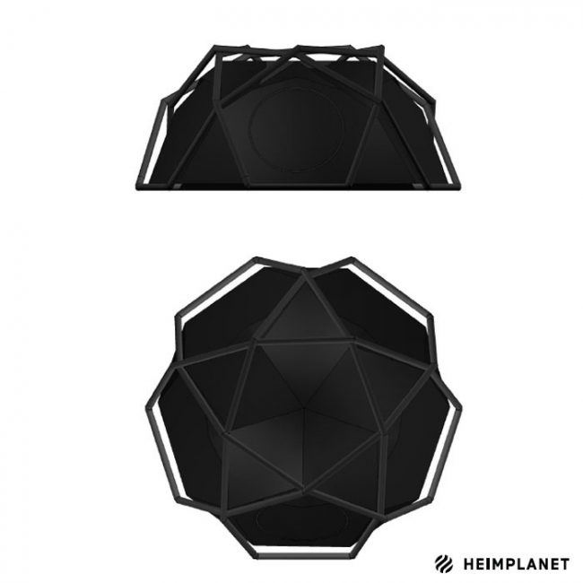SOLD OUT - HEIMPLANET X UNCRATE CAVE TENT 18