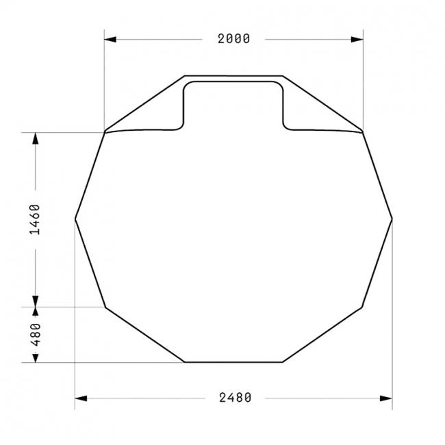 HEIMPLANET CAVE TENT - CAIRO CAMO 6
